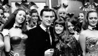 VIDEO: La fortuna de Hugh Hefner tiene claros herederos