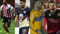 Éstos son los rivales de los equipos mexicanos en la Concachampions