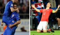 Croacia y Suiza amarran boleto al Mundial; sólo quedan 4 pases