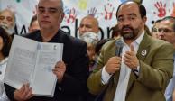 Descarta Emilio Álvarez Icaza candidatura como independiente