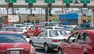 Continúa salida de vacacionistas; Autopista México–Pachuca, la de mayor aforo