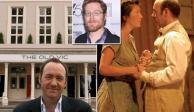 Policía investiga segunda denuncia contra Kevin Spacey
