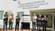 Del Mazo reitera compromiso de abasto a centros de salud