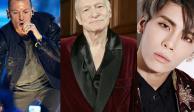 Fallecimientos de famosos internacionales que impactaron en 2017