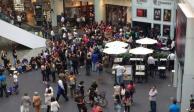 Investiga PGJCDMX a presunto violador acorralado en centro comercial