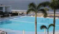 En Brasil, sujeto intenta robar pero termina baleado y ahogado en una piscina