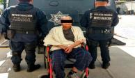 Cae <i>El Pata de Queso</i>, presunto implicado en la matanza de San Fernando