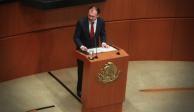 México no reconocerá independencia de Cataluña, advierte Videgaray