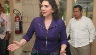Critica Ivonne Ortega falta de democracia interna en el PAN