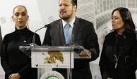 """Herrera: traidores, panistas que """"impusieron"""" a Cordero"""