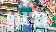 Terroristas visitaron  una tienda