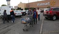 Asaltan un Walmart en la Gustavo A. Madero