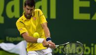 Djokovic obtiene triunfo ante Nadal en Abierto de Catar
