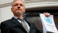 Tribunal sueco mantiene orden de arresto contra Julian Assange