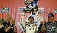 Mexicano a punto de hacer historia en la NASCAR