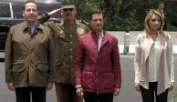 Se seguirá cumpliendo compromisos de gobierno, afirma EPN