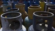 Sigue en 14.53 pesos el kilogramo de gas LP en el DF