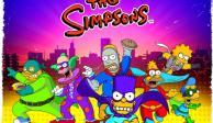 Celebran primer fan fest de Los Simpson en la CDMX