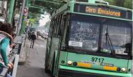 Continúan Trolebús, RTP y Tren Ligero gratis por Contingencia