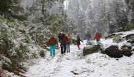 Décima tormenta invernal afecta a la mayor parte del país
