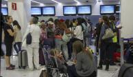 Interjet avanza en atención a pasajeros afectados en AICM