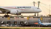Por cuarta vez, Aeroméxico transportará a un Papa en su visita a México