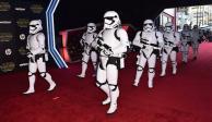 """Arranca estreno """"Star Wars: The Force Awakens"""" en Los Ángeles"""
