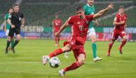 Bayern Múnich se corona en la Bundesliga por octava temporada consecutiva