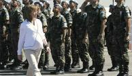 Rinde protesta Vallejo como Gobernador de Michoacán