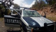 Emboscan a policías estatales de Guerrero en Taxco