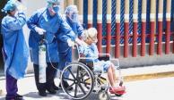 Personal de salud, un sector golpeado por el virus