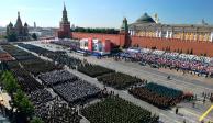 Rusia-desfile