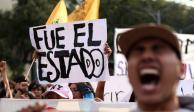 Ayotzinapa-marcha