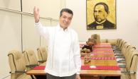 Rutilio Escandón, gobernador de Chiapas