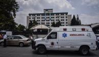 Hospitales, covid-19