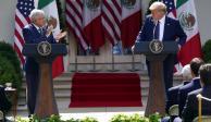 Encuentro AMLO-Trump