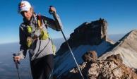 """El día que """"Chikorita"""" se convirtió en la primera mujer en escalar tres volcanes en menos de 24 horas"""