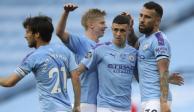 TAS levanta sanción al Manchester City; podrá jugar Champions League