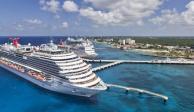 Cruceros-Cofece-SCT-Quintana Roo-Cuartoscuro