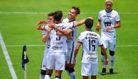 Pumas derrota a Querétaro y suma sus primeras unidades del Guard1anes 2020