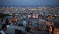 Mirador en Barcelona
