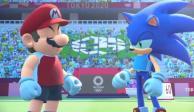 Juegos Olímpicos muestra un nuevo video con Mario y Sonic como protagonistas