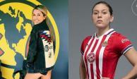 ¿Quién es la consentida en Tik Tok, Jen Muñoz del América o Norma Palafox de Chivas?