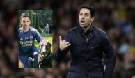 ¡Una locura! Mikel Arteta paga una fortuna por perro guardián para evitar robos