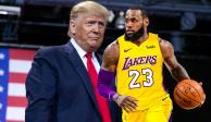 Donald-Trump-LeBron-James-Basquetbol-NBA-Estados-Unidos