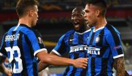 Inter golea al Shakhtar y avanza a la Final de la Europa League