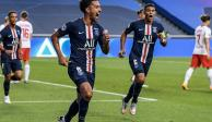 PSG derrota al Leipzig y avanza a la primera final de su historia en Champions (VIDEO)