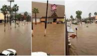 Inundaciones en Los Cabos