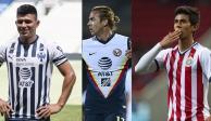 Jesus-Gallardo-Sebastian-Cordova-Jose-Juan-Macias-Liga-MX-Monterrey-America-Chivas