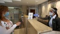 hotel covid